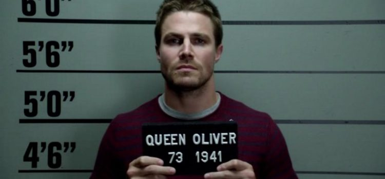 Arrow: Oliver Queen's Prison Stay Is Not What Is Expected