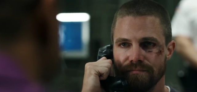 Stephen Amell Is Signed For Arrow Season 8