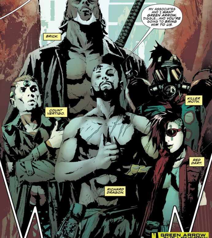 The Longbow Hunters Are Coming To Arrow – Here's Who To Expect