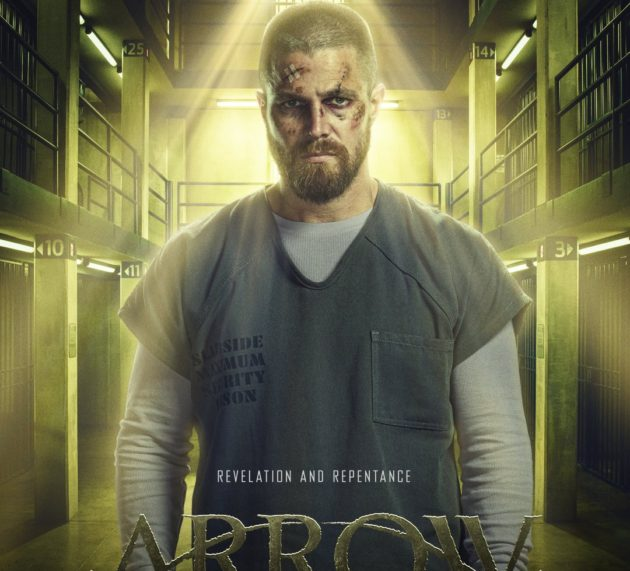 Arrow Season 7 Poster Art Revealed