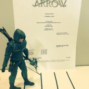 Arrow Episode #7.3 Title & Credits Revealed