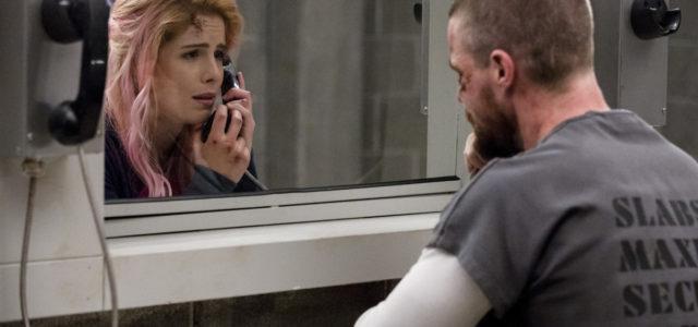"Arrow Season 7 Premiere Photos Are Here! ""Inmate 4587"""