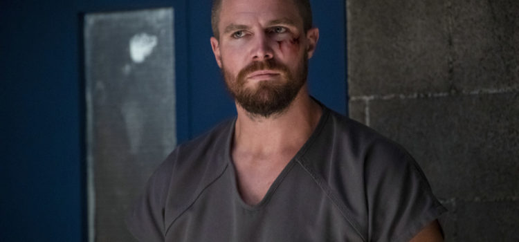 "Arrow Season Premiere Description: ""Inmate 4587"""