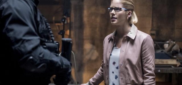 "Arrow ""Longbow Hunters"" Overnight Ratings Report"