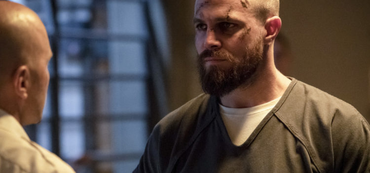 "Arrow ""The Demon"" Official Preview Images"