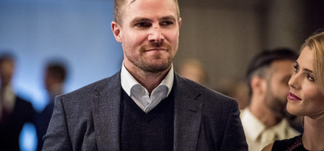 "Arrow ""Unmasked"" Official Preview Images"