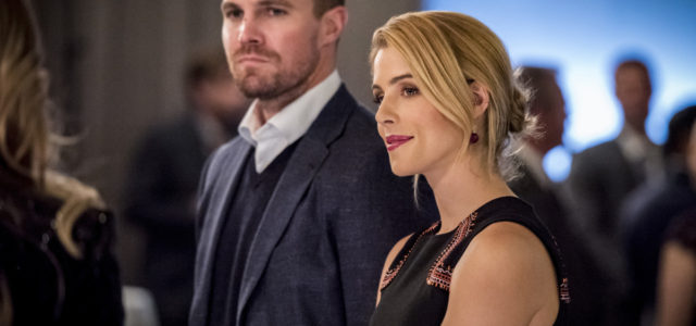 Emily Bett Rickards Is Leaving Arrow