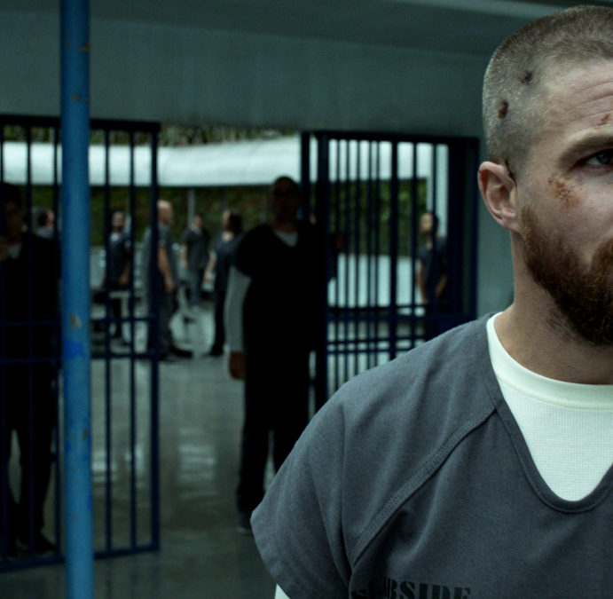 "Arrow: Stephen Amell Previews What's Next After ""The Slabside Redemption"""