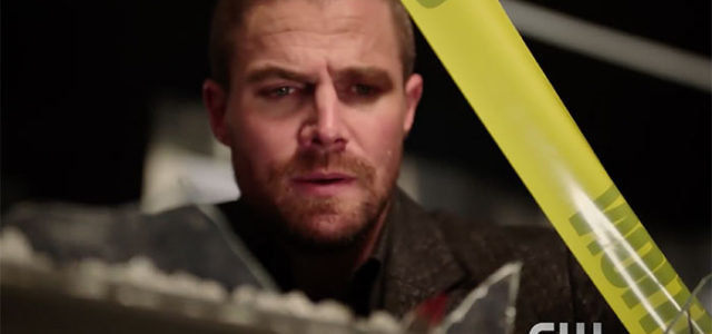 "Arrow: Screencaps From The ""Shattered Lives"" Trailer"