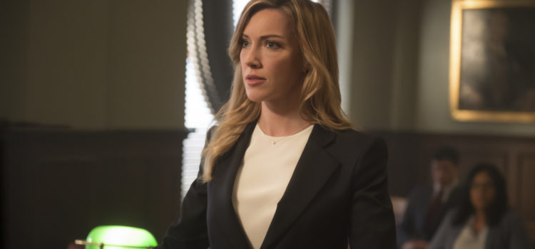 "Arrow Has ""Birds Of Prey""-Ish Plans For Laurel Lance"