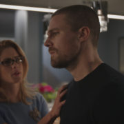 "Arrow ""My Name Is Emiko Queen"" Preview Images"
