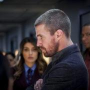 """Arrow Episode 150 Photos: """"Emerald Archer"""""""