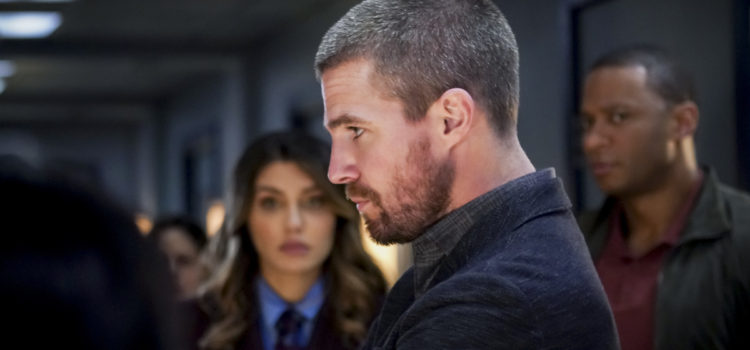 "Arrow Episode 150 Photos: ""Emerald Archer"""