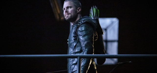 "Arrow: Official Description for ""Training Day"""