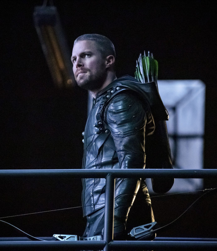 Blu-ray Review: Arrow: The Complete Seventh Season