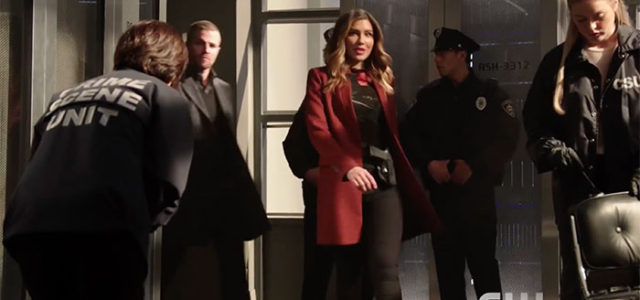 "Arrow: Three Clips From ""My Name Is Emiko Queen"""