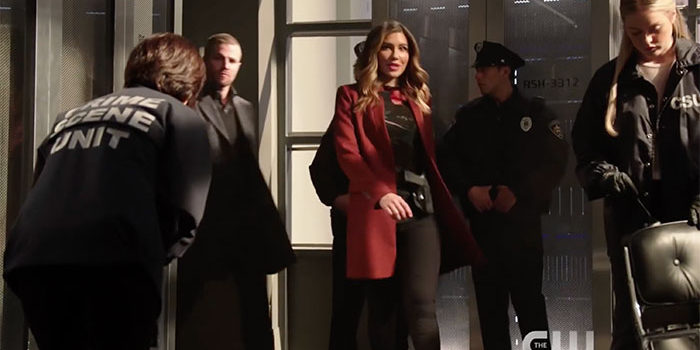 """Arrow: Three Clips From """"My Name Is Emiko Queen"""""""