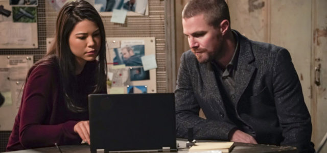 "Arrow Spoilers: ""Brothers & Sisters"" Images & Description"