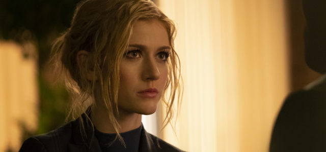 "Arrow Interview: Katherine McNamara On The ""Olicity"" Legacy"