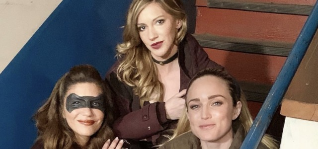 """Caity Lotz Returning To Arrow For """"Lost Canary"""""""