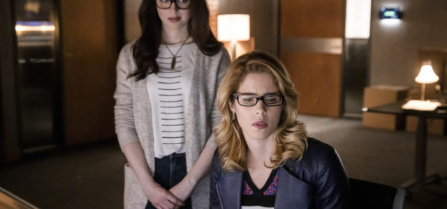 "Arrow ""Inheritance"" Official Preview Images"