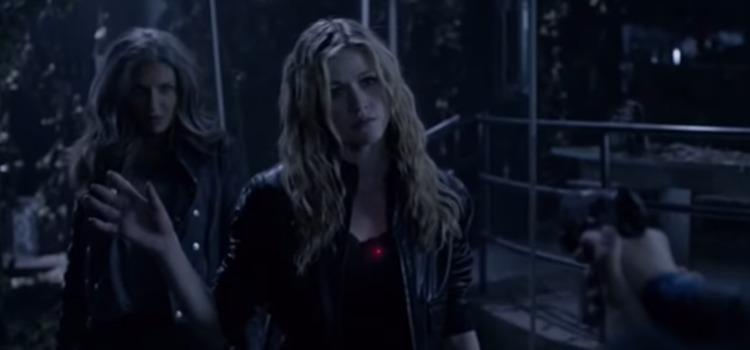 Arrow's Kat McNamara Talks Mia Smoak With ET Live