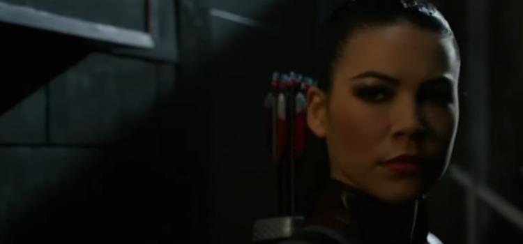 "Arrow ""Inheritance"" Trailer"