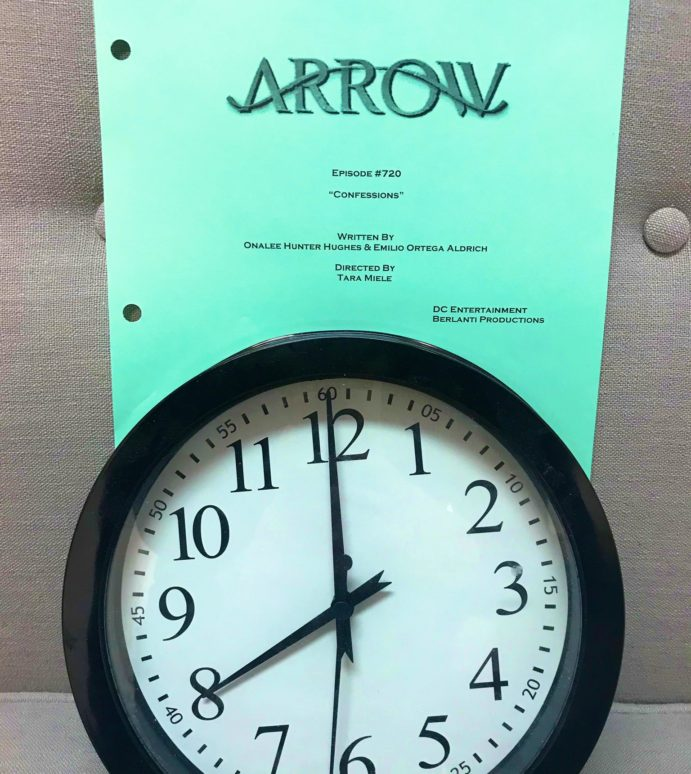 Arrow #7.20 Title & Credits Revealed