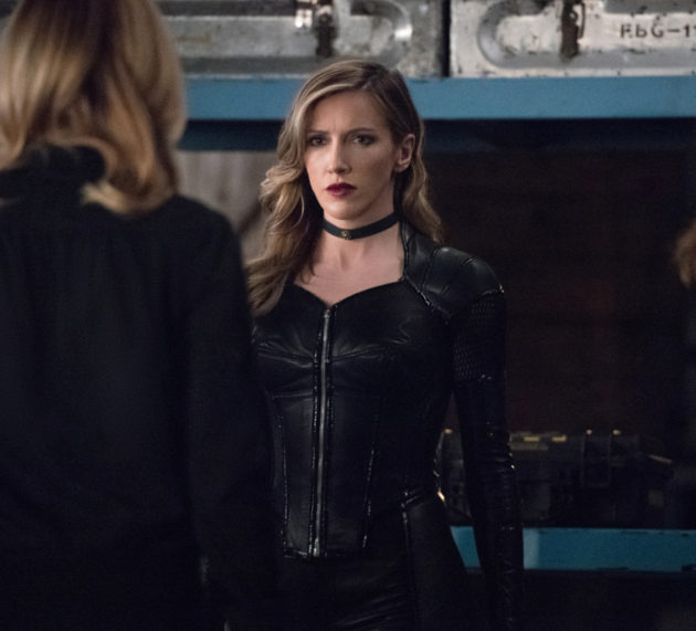 "Arrow ""Lost Canary"" Official Preview Images"