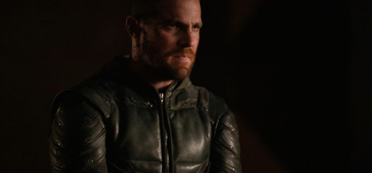 "Arrow ""Living Proof"" Official Preview Images: Colin Donnell Returns?!?!"