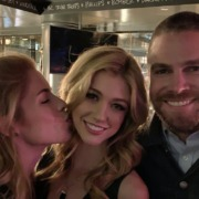 The Arrow Wrap Party Featured A Queen Family Photo