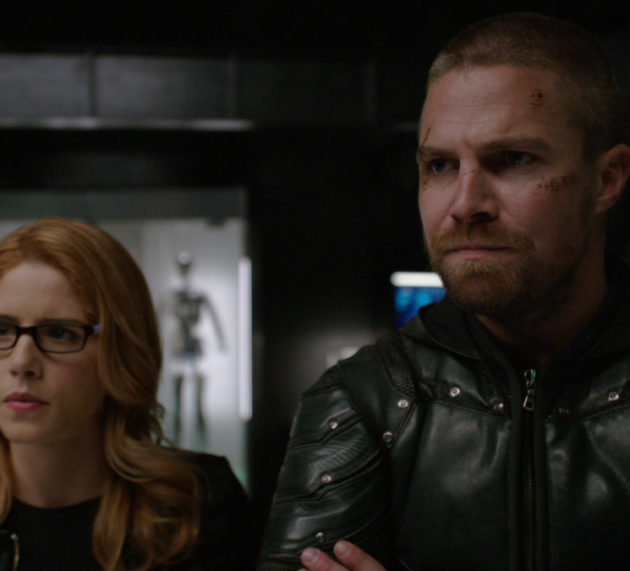 "Arrow Season Finale Photos: ""You Have Saved This City"""