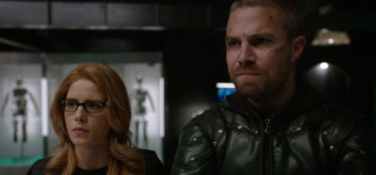"""Arrow Season Finale Photos: """"You Have Saved This City"""""""