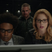 Beth Schwartz Teases Felicity's Final Arrow Scene