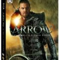 Arrow Season 7 Blu-Ray Cover Art & Extras Revealed