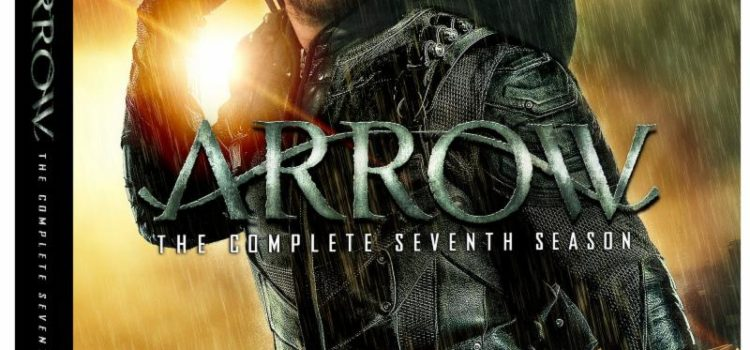 Arrow Season 7 Blu-Ray Cover Art & Extras Revealed