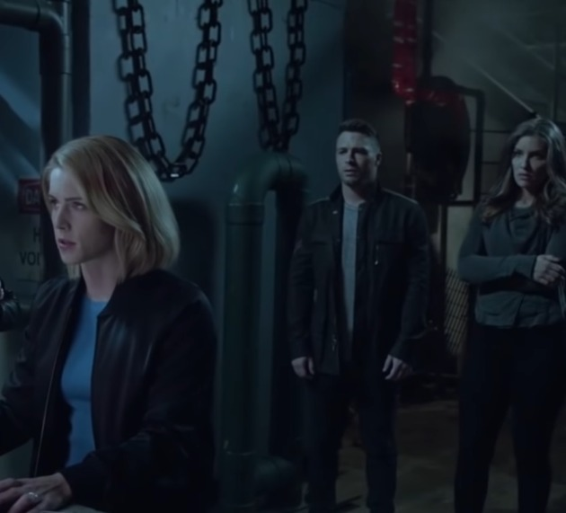"Arrow ""Living Proof"" Preview Clip"