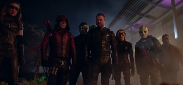 Arrow Moves To Tuesdays For Season 8, Will Include Retrospective, New Description Released
