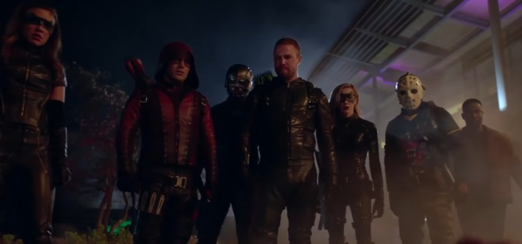 "Arrow ""You Have Saved This City"" Extended Promo Trailer & Preview Clip"