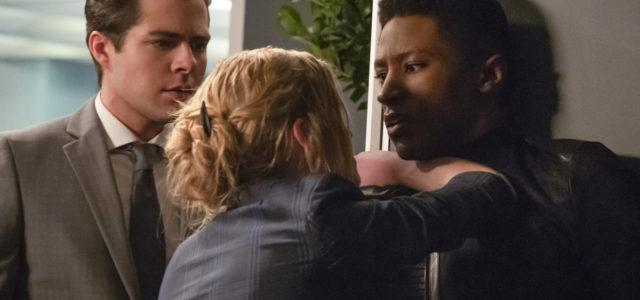 Ben Lewis Upped To Series Regular For Arrow Season 8