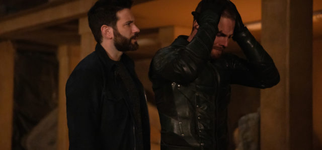 Colin Donnell Teases Tommy's Return In Arrow Season 8