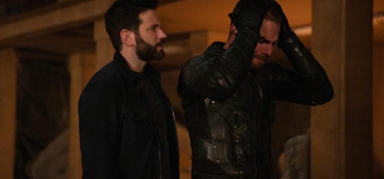 Colin Donnell & Josh Segarra To Return In Arrow's Final Season