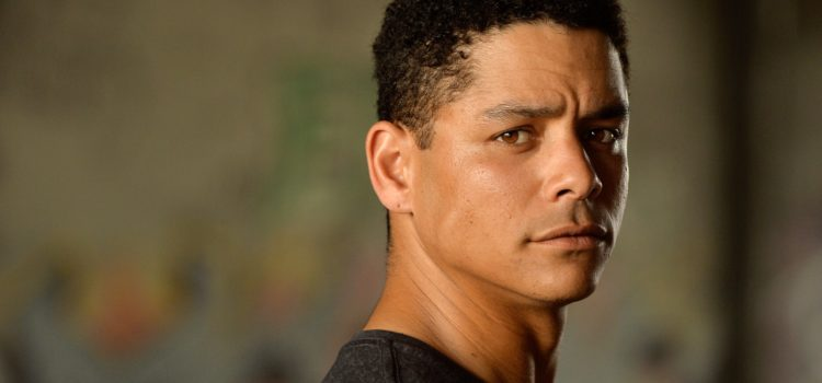 Charlie Barnett Is John Diggle Jr. In Arrow Season 8
