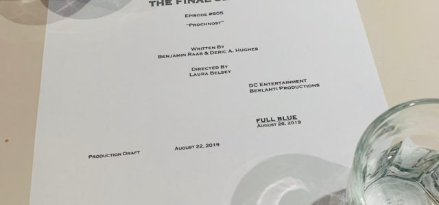 Arrow #8.5 Title & Credits Revealed