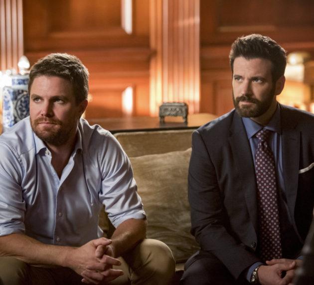 "Arrow Season Premiere Photos: ""Starling City"""