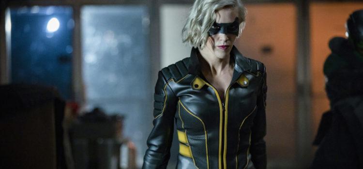 """Arrow #6.3 """"Leap of Faith"""" Description: Katie Cassidy Directs & [SPOILER] Returns"""