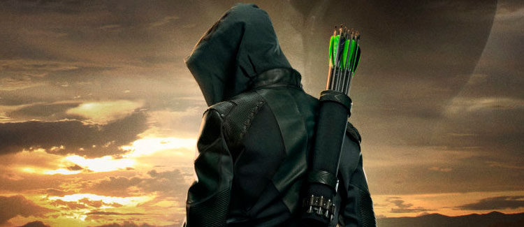 "Arrow Final Episode Description: ""Fadeout"""