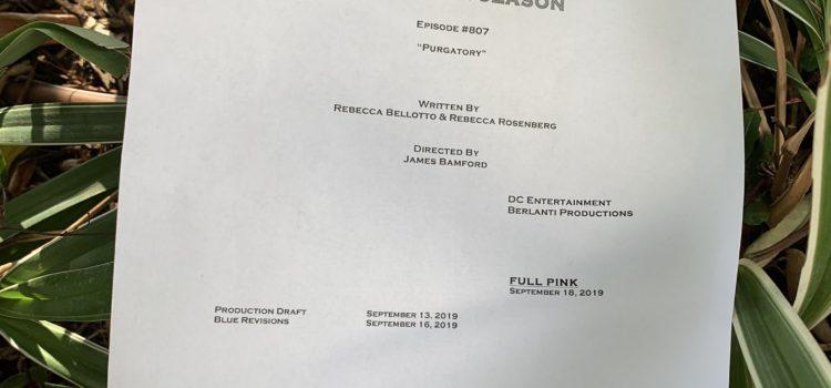 "Arrow #8.7 Title Revealed: ""Purgatory"""