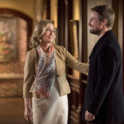 Arrow EP Beth Schwartz Talks Moira Queen's Return
