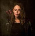 Arrow: Beth Schwartz on Thea, Harbinger, Baby Sara and Other Season 8 Teases